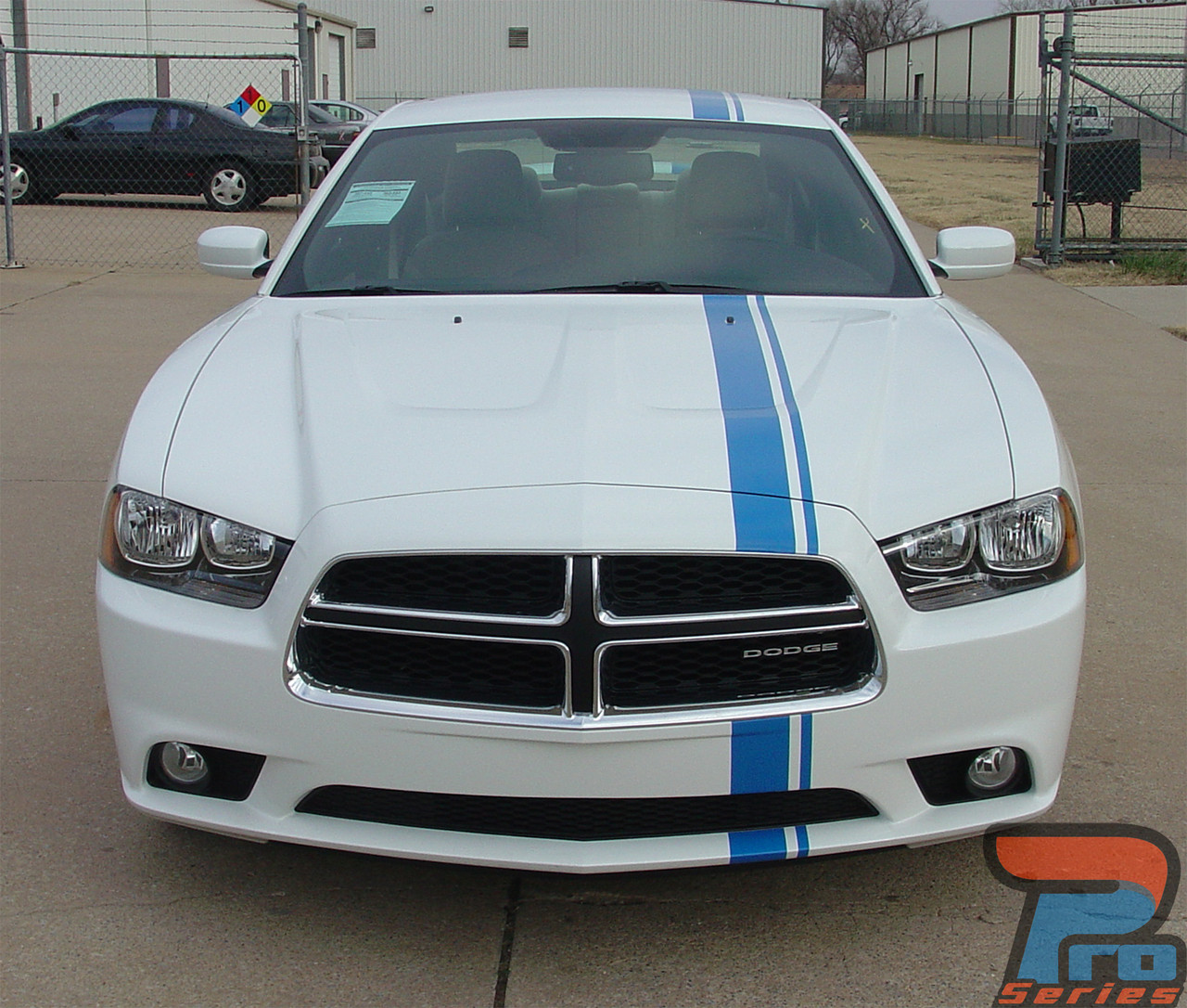 2015-2019 E-RALLY Euro Racing Decal Stripes Vinyl Graphics 3M Pro Dodge Charger