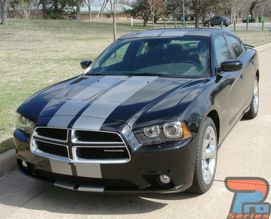 2014 Dodge Charger Stripes N CHARGE RALLY 2011 2012 2013 2014