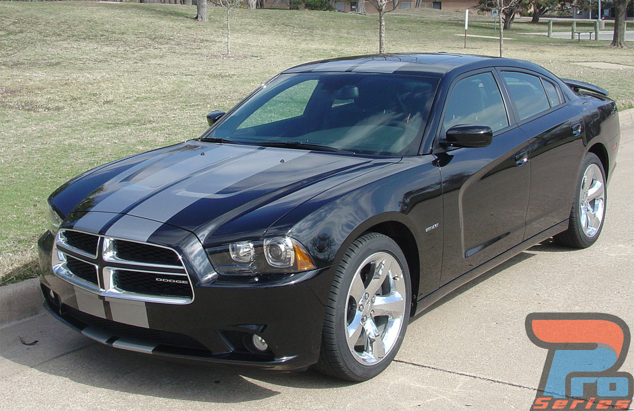 2014 Charger SR8 Body Kit N-CHARGE 3M 2011 2012 2013 2014