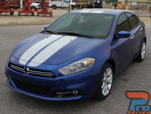 2015 Dodge Dart Racing Stripes SPRINT RALLY 3M 2013 2014 2015 2016