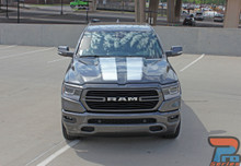 2019 Dodge Ram Truck Graphics RAM RALLY STRIPES 2019-2020