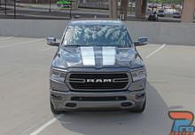 2019 Dodge Ram Truck Racing Stripes RAM RALLY 3M 2019 2020 2021