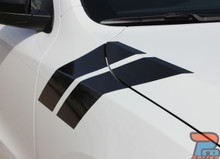 Dodge Durango Fender Stripes DURANGO DOUBLE BAR 3M 2011-2018 2019