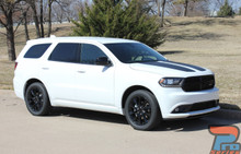 Hood Stripes on Durango DURANGO PROPEL HOOD 2011-2019
