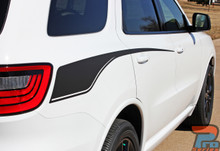 Dodge Durango Rear Side Stripes PROPEL SIDE 2011-2017 2018 2019