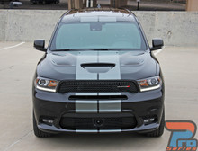 Racing Stripes for Dodge Durango GT DURANGO RALLY 2014-2018 2019