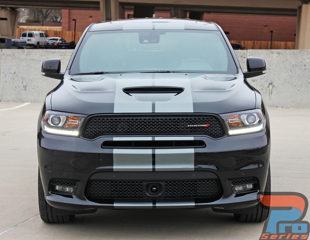 Dodge Durango Srt Racing Stripes Durango Rally 2014 2018 2019