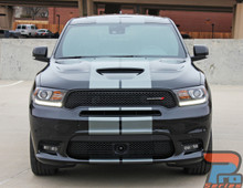 Dodge Durango SRT Racing Stripes DURANGO RALLY 2014-2018 2019