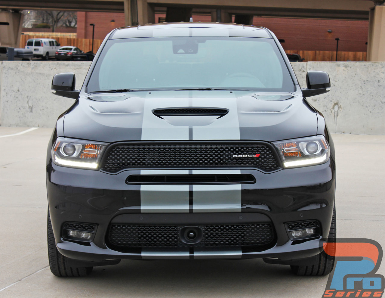 Dodge Durango Srt Racing Stripes Durango Rally 2014 2018 2019 2020 2021