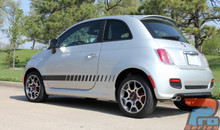 Fiat 500 Abarth Decals 3M FIAT STROBE 2012-2016 2017 2018
