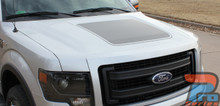Hood Stripe Kits for Ford Trucks F150 15 FORCE HOOD 2009-2014 Digital Print
