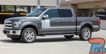 Ford F150 XLT Side Decals 3M 15 FORCE 1 2009-2018 2019