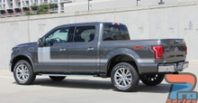 15 FORCE 1 | Ford F150 XLT Decals 3M 2009-2016 2017 2018 2019