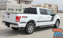 2017 F150 Side Graphics Kit FORCE 2 3M 2009-2018 2019