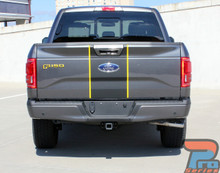 Ford F150 Truck Center Accents BORDELINE 2015-2017 2018 2019