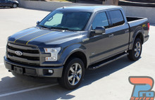 Ford F150 Truck Center Decals BORDELINE 3M 2015-2018 2019