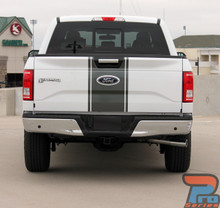 Ford F150 Center Graphics Package 150 CENTER STRIPE 2015-2019