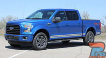 Side Rocker Stripes for Ford F150 15 150 ROCKER 1 2015-2019