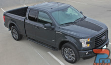Hood Decals for Ford F150 ROUTE HOOD 2015 2016 2017 2018 2019