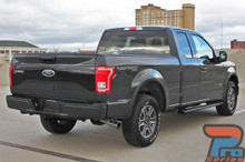 2016 Ford F150 Tailgate Decal ROUTE TAILGATE 2015 2016 2017