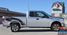 Ford Truck Stripes Decals TORN 3M 2015 2016 2017 2018 2019