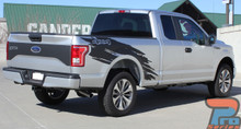 Ford F150 Truck Stripes TORN 3M 2015 2016 2017 2018 2019