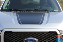 2018 Ford F-150 Hood Decals SPEEDWAY HOOD 2015-2019