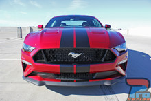 Ford Mustang GT Decals STAGE RALLY 3M 2018 2019 2020