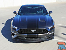2019 2018 Ford Mustang Convertible Vinyl Graphics EURO RALLY 3M