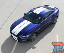 Mustang Racing Stripes STALLION 2015 2016 2017 OE Styles