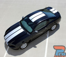 Ford Mustang Graphic Kits THUNDER 3M 2013-2014