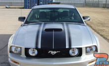 2008 Mustang Decals FASTBACK 2 3M 2005 2006 2007 2008 2009