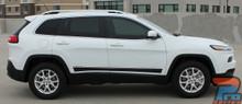 Cherokee Side Graphics BRAVE 3M 2014 2015 2016 2017 2018 2019 2020 2021