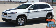 Jeep Cherokee Side Stripe Kit CHIEF 2014 2015 2016 2017 2018 2019