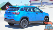 2019 2018 2017 Jeep Compass Stripe ALTITUDE 3M