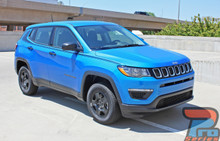 NEW! Side Stripes for Jeep Compass ALTITUDE 2017 2018 2019