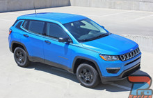 Jeep Compass Side Decals ALTITUDE 3M 2017 2018 2019