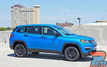 Jeep Compass Side Stripe ALTITUDE 3M 2017 2018 2019