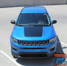 Jeep Compass Hood Stripes BEARING HOOD 2017 2018 2019