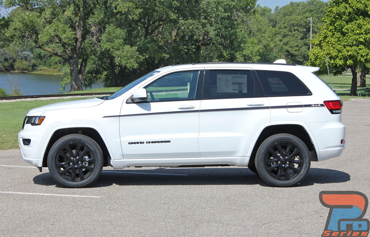 2011 2019 Jeep Grand Cherokee Side Decals Pathway