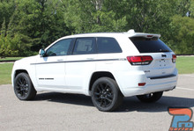 2011-2019 Jeep Grand Cherokee Side Decals PATHWAY