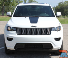 Jeep Grand Cherokee Center Hood Decal PATHWAY HOOD 2011-2019