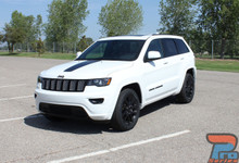 Jeep Grand Cherokee Center Hood Stripe 3M PATHWAY HOOD 2011-2019