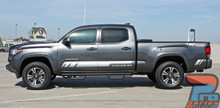 Toyota Tacoma Side Decals CORE 3M 2015 2016 2017 2018 2019