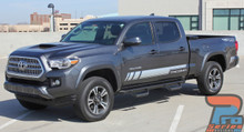 Toyota Tacoma Side Stripe Decals CORE 2015 2016 2017 2018 2019