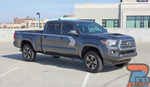 STORM : Side Stripe Graphics for Toyota Tacoma 2015-2018 2019