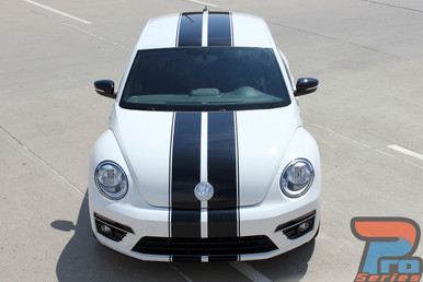 VW Beetle Center Dual Stripes BEETLE RALLY 3M 2012-2017 2018