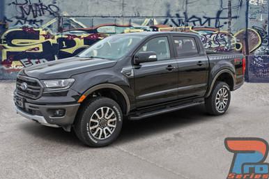 2020 2019 Ford Ranger Stripes UPROAR SIDE Body Line Vinyl Graphics
