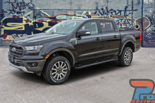 2020 2019 Ford Ranger Stripes UPROAR SIDE Body Line Vinyl Graphics