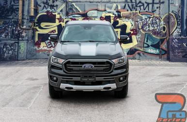 Ford Ranger Hood Stripe Decals 2019 2020 VIM HOOD Vinyl Graphics